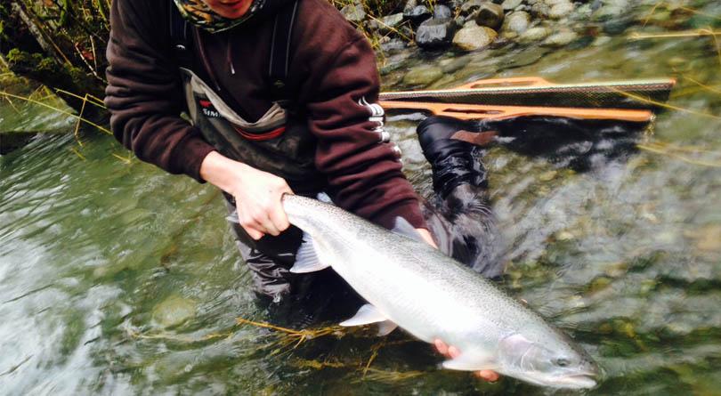 SLIDER ONE – river fishing