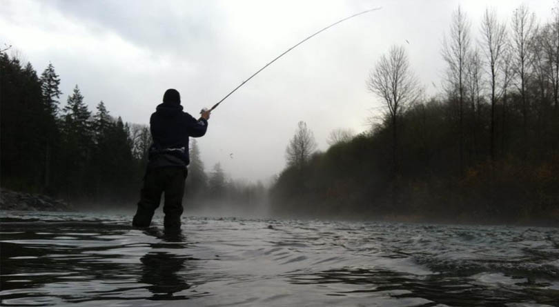 SLIDER TWO – river fishing